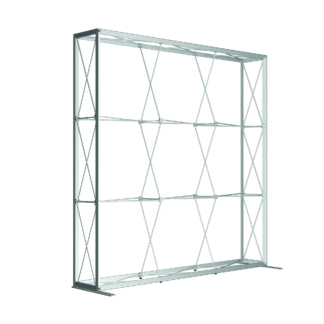 Fabric Pop Up Display Stands - Frames Only (no graphics)